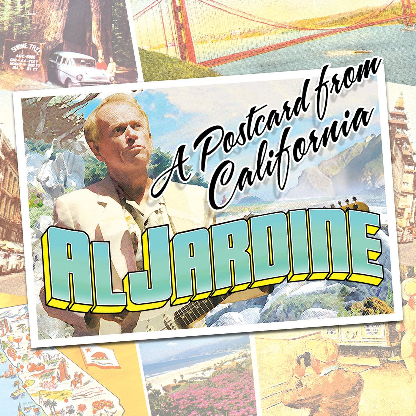 A Postcard From California cover