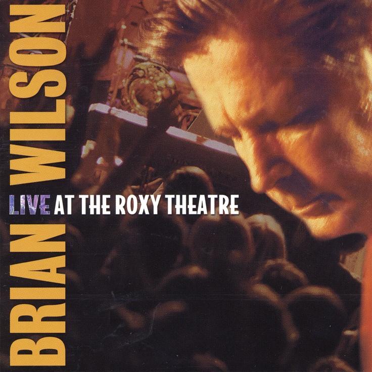 Live At The Roxy Theatre cover