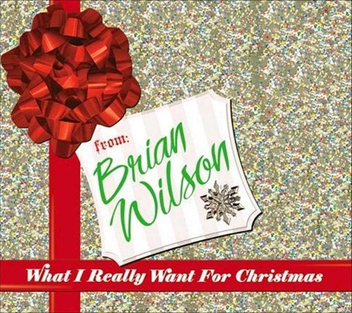 What I Really Want For Christmas cover