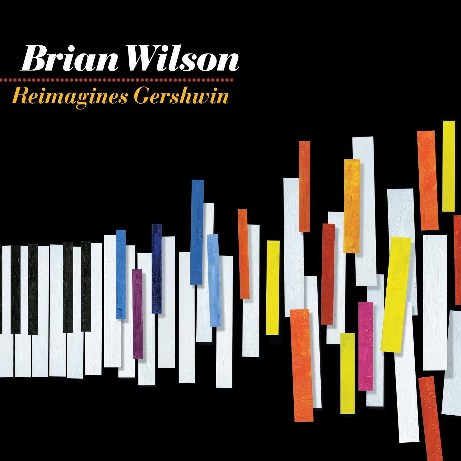 Brian Wilson Reimagines Gershwin cover