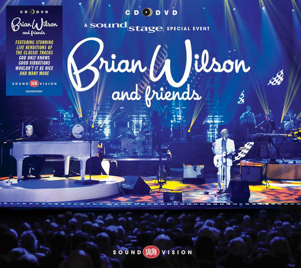Brian Wilson And Friends cover