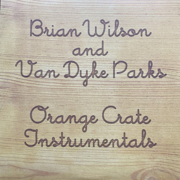 Orange Crate Instrumentals cover