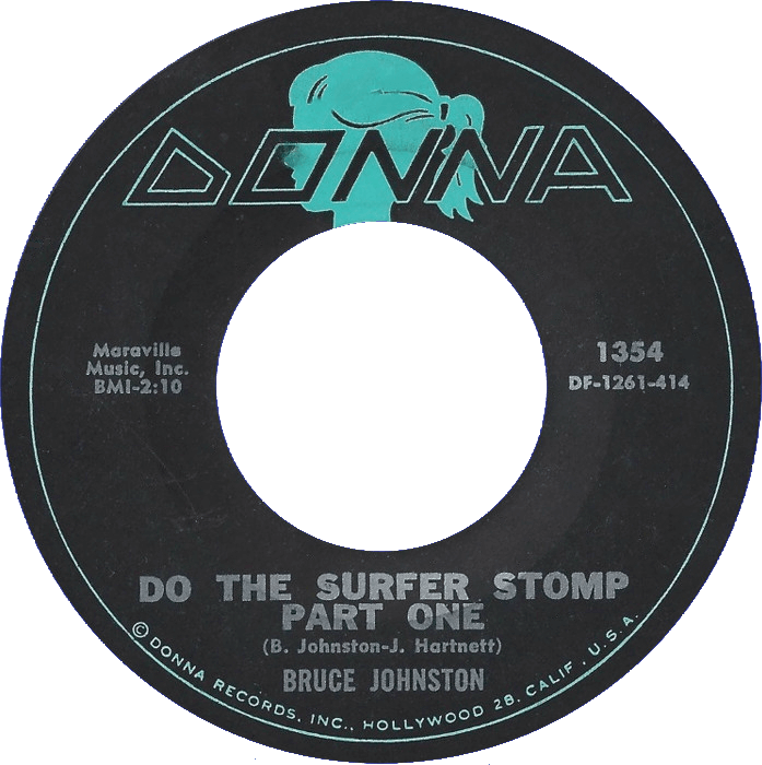 Do The Surfer Stomp Part One cover