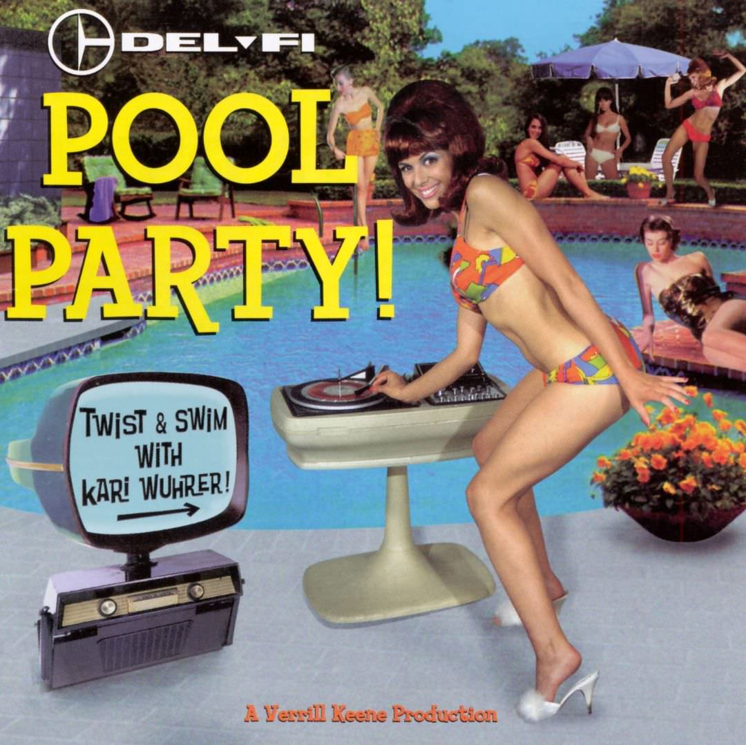 Del-Fi Pool Party! cover