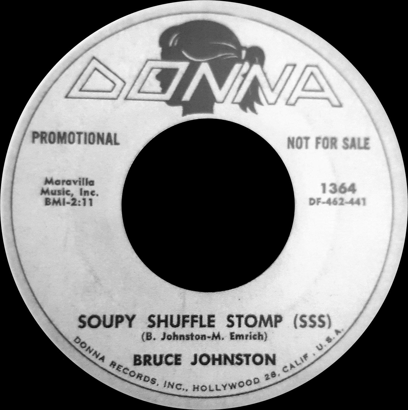 Soupy Shuffle Stomp/Moon Shot cover