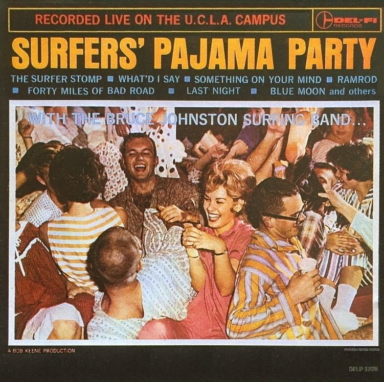 Surfers' Pajama Party cover