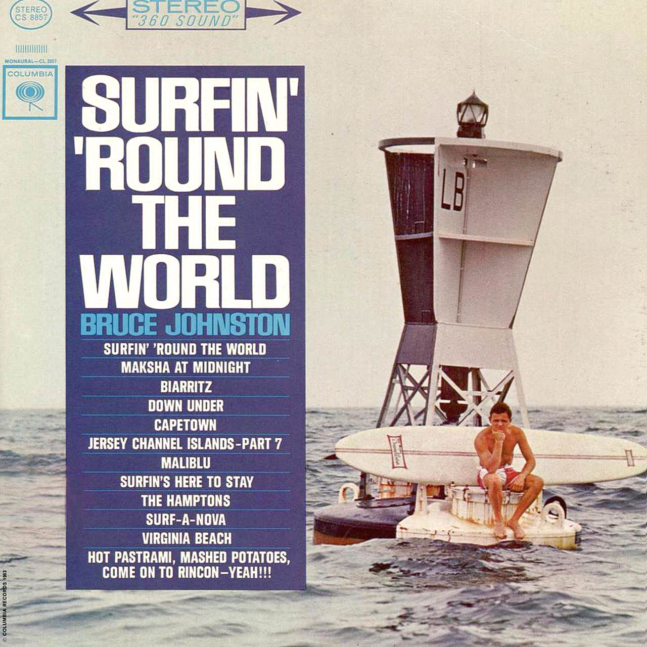 Surfin' Round The World cover