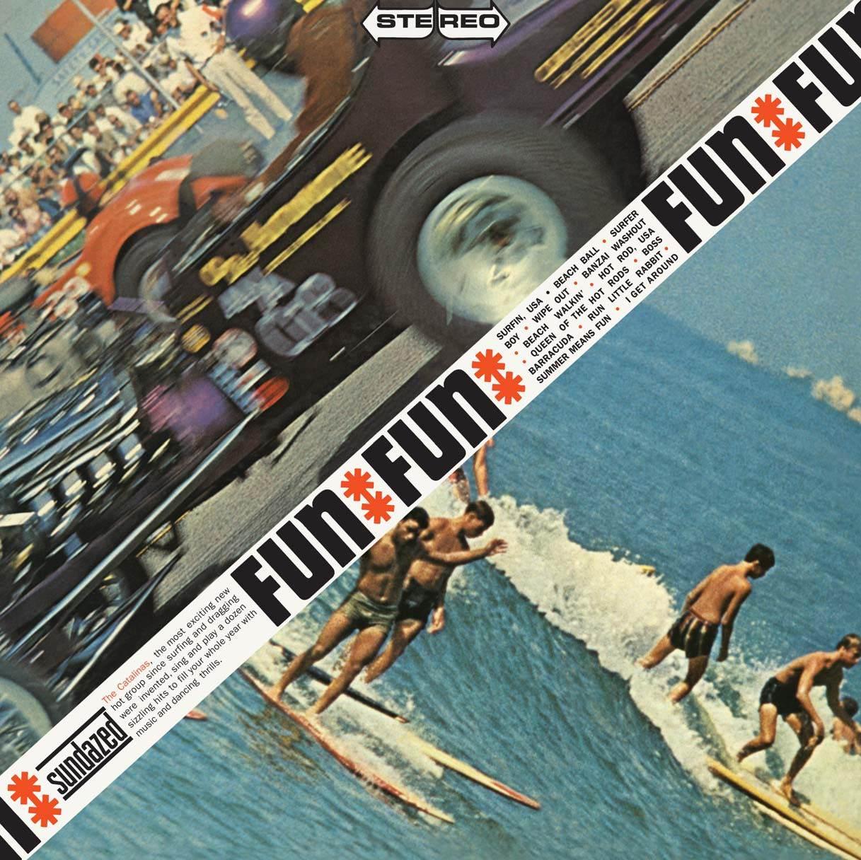 The Catalinas: Fun Fun Fun cover