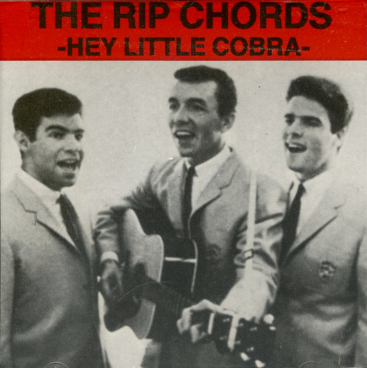 The Rip Chords: Hey Little Cobra cover