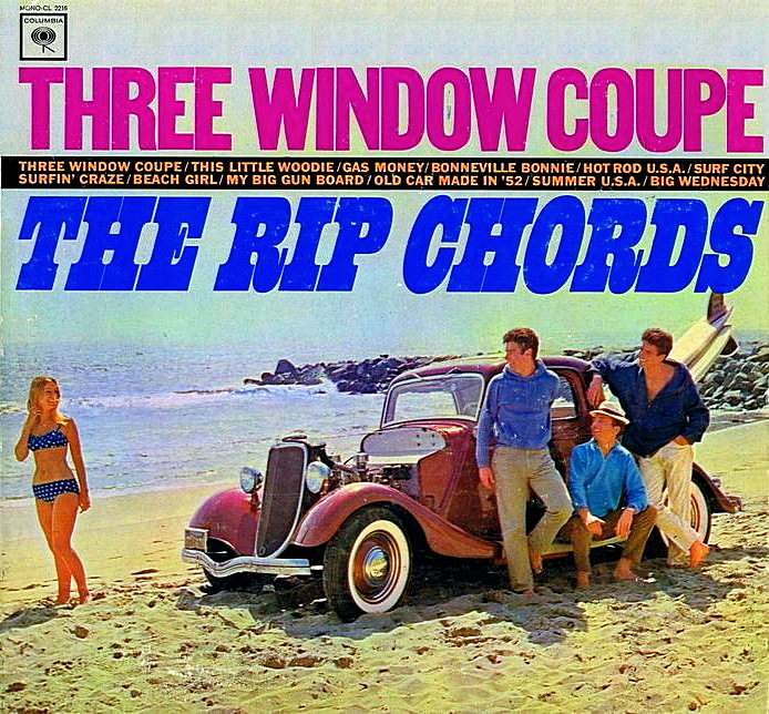 Three Window Coupe cover