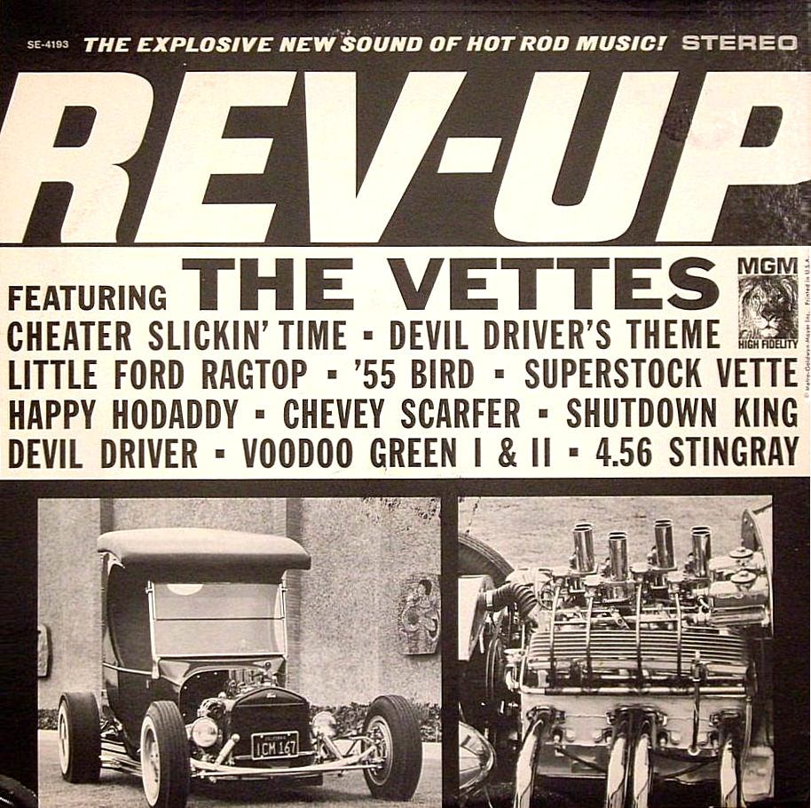 Rev-Up cover