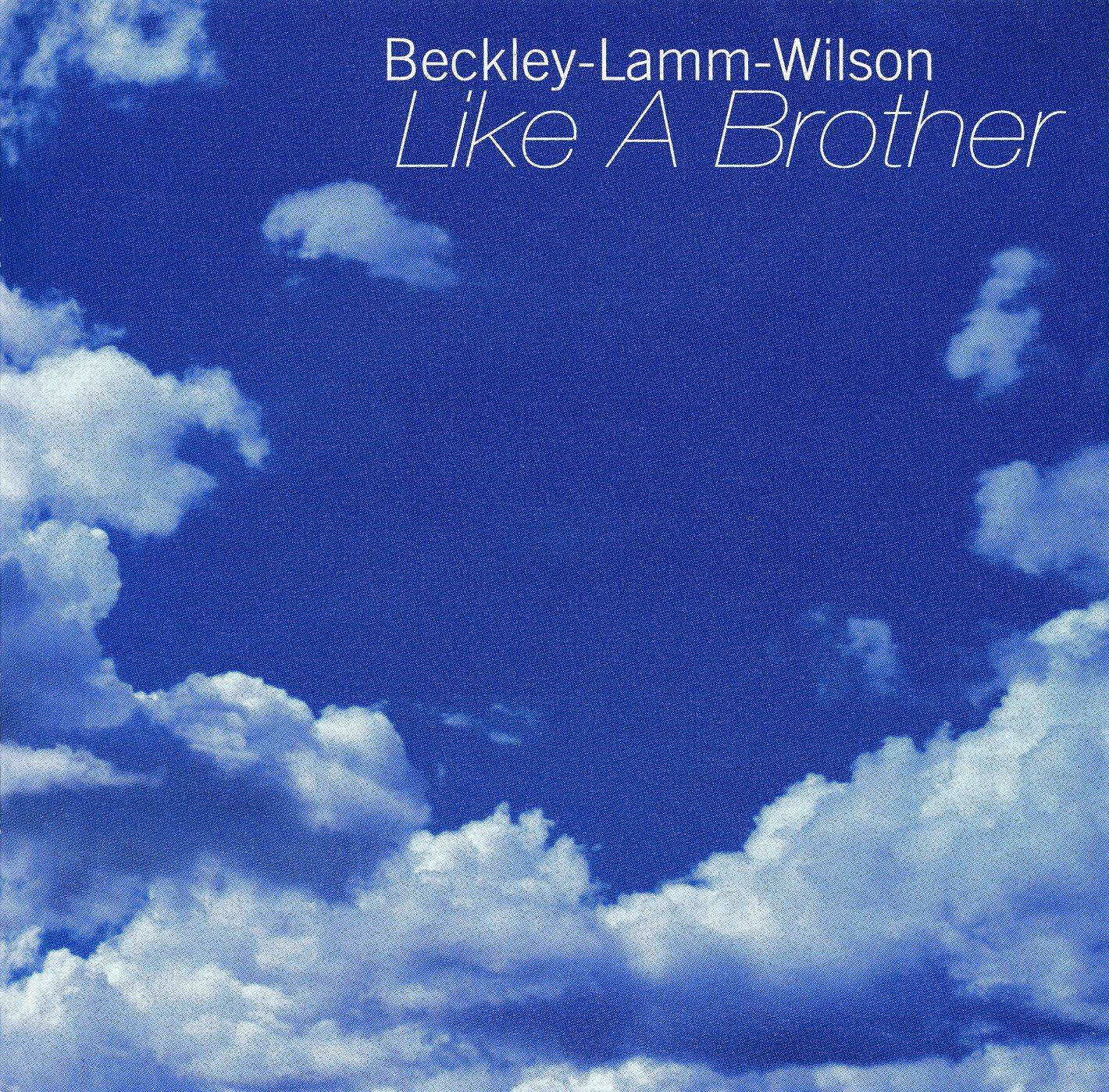 Like A Brother cover