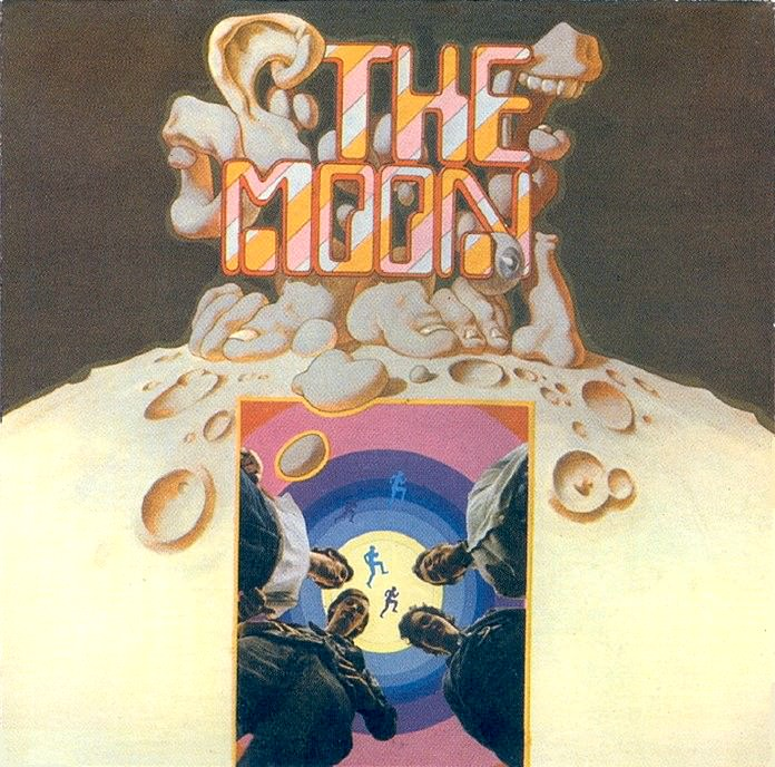 The Moon cover