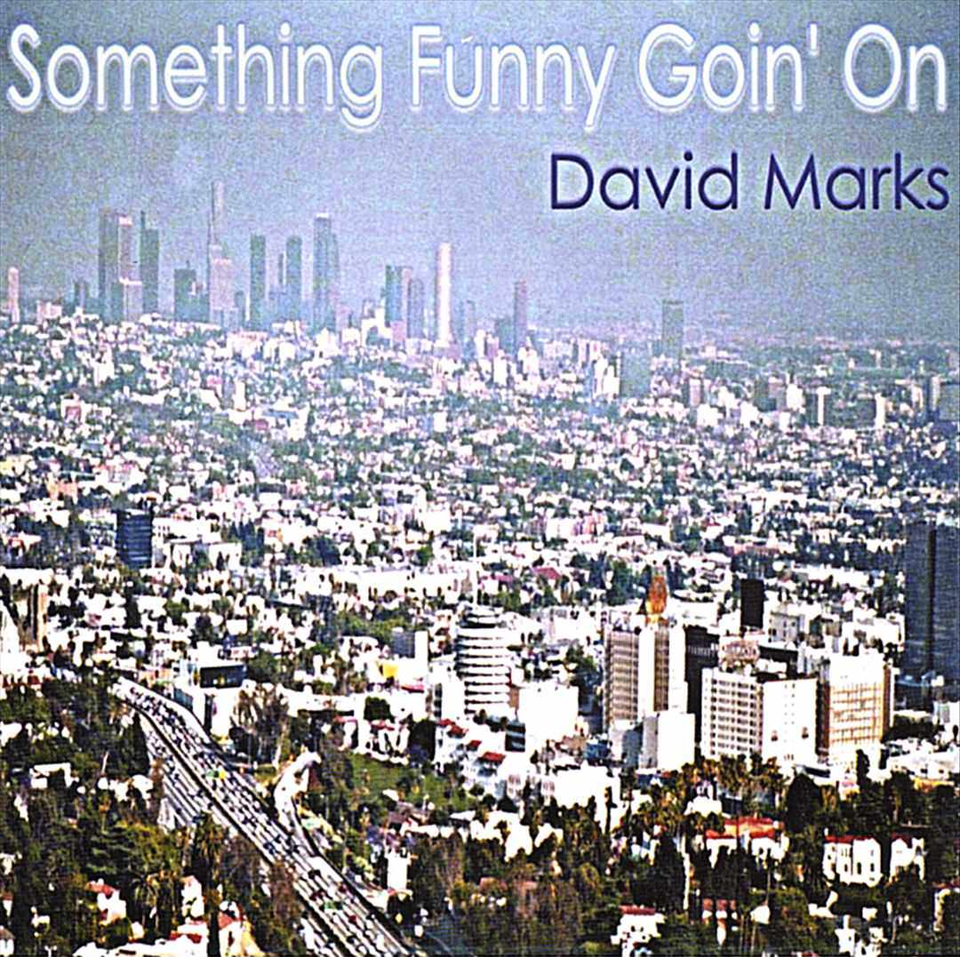 Something Funny Goin' On cover