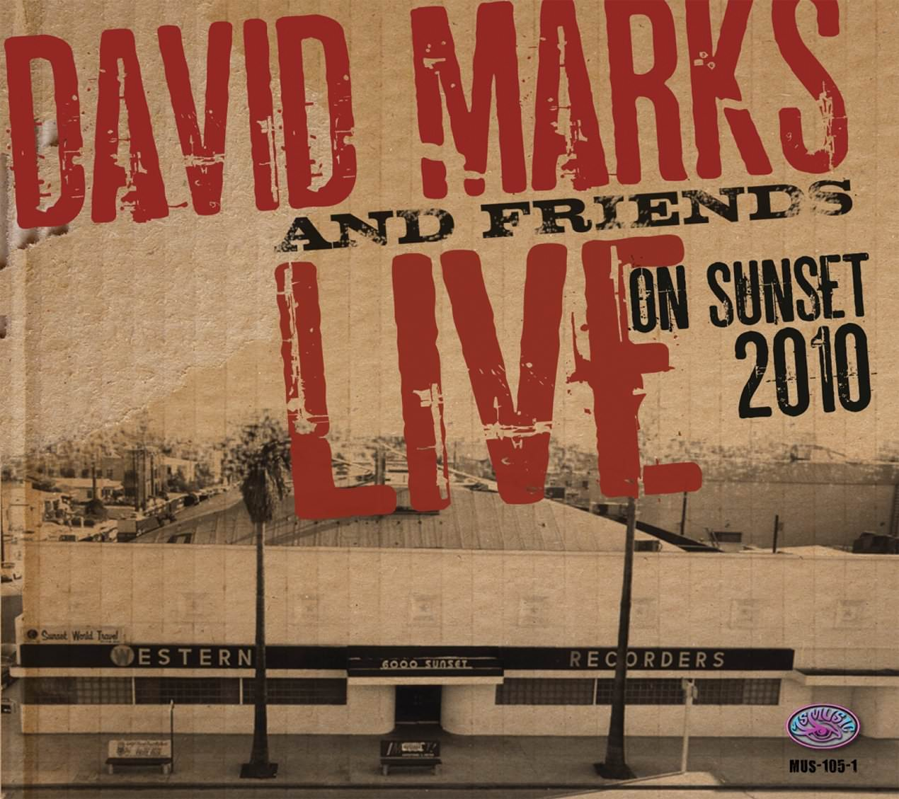 Live On Sunset 2010 cover