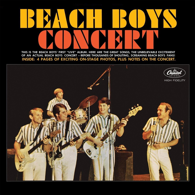 Beach Boys Concert cover