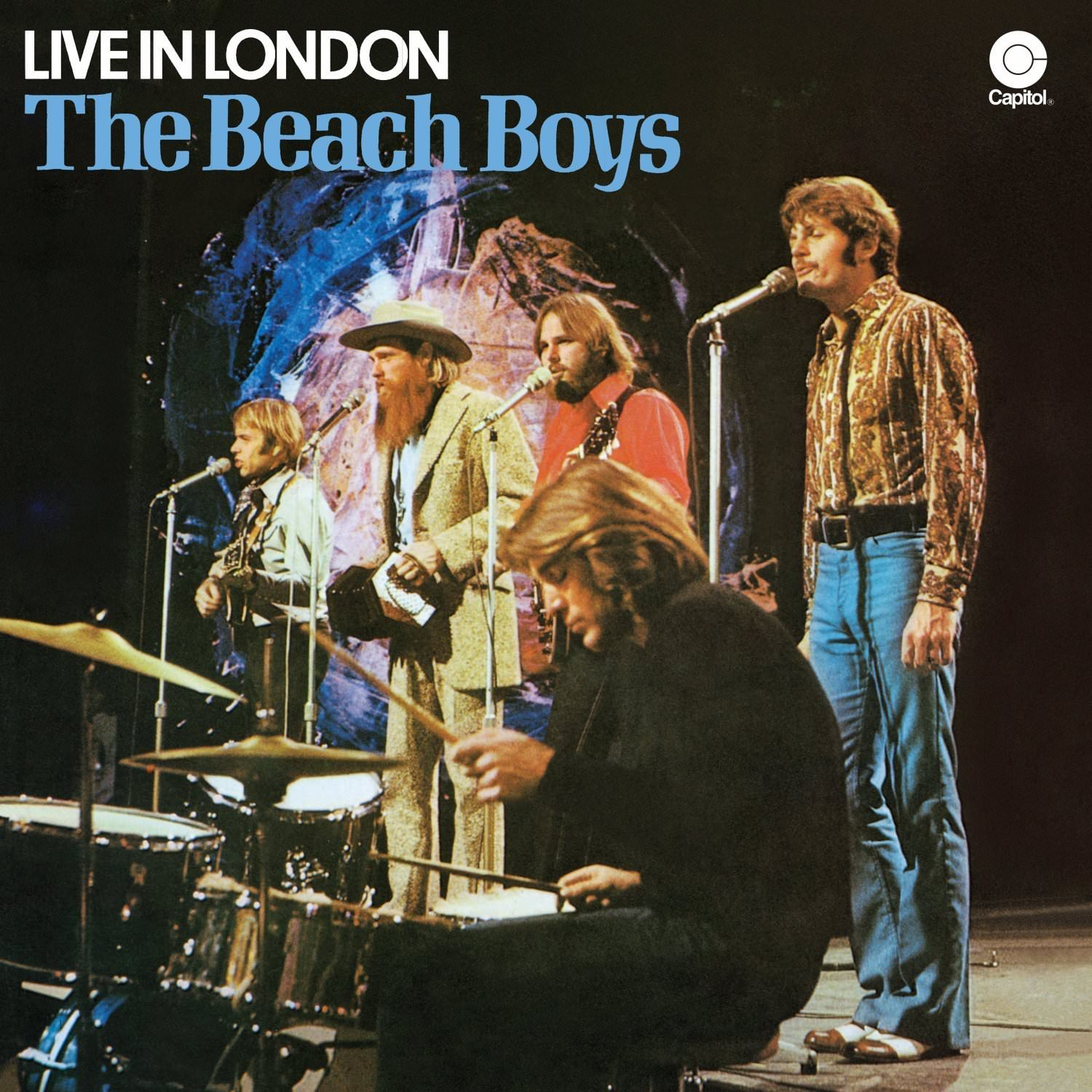 Live In London [LP] cover