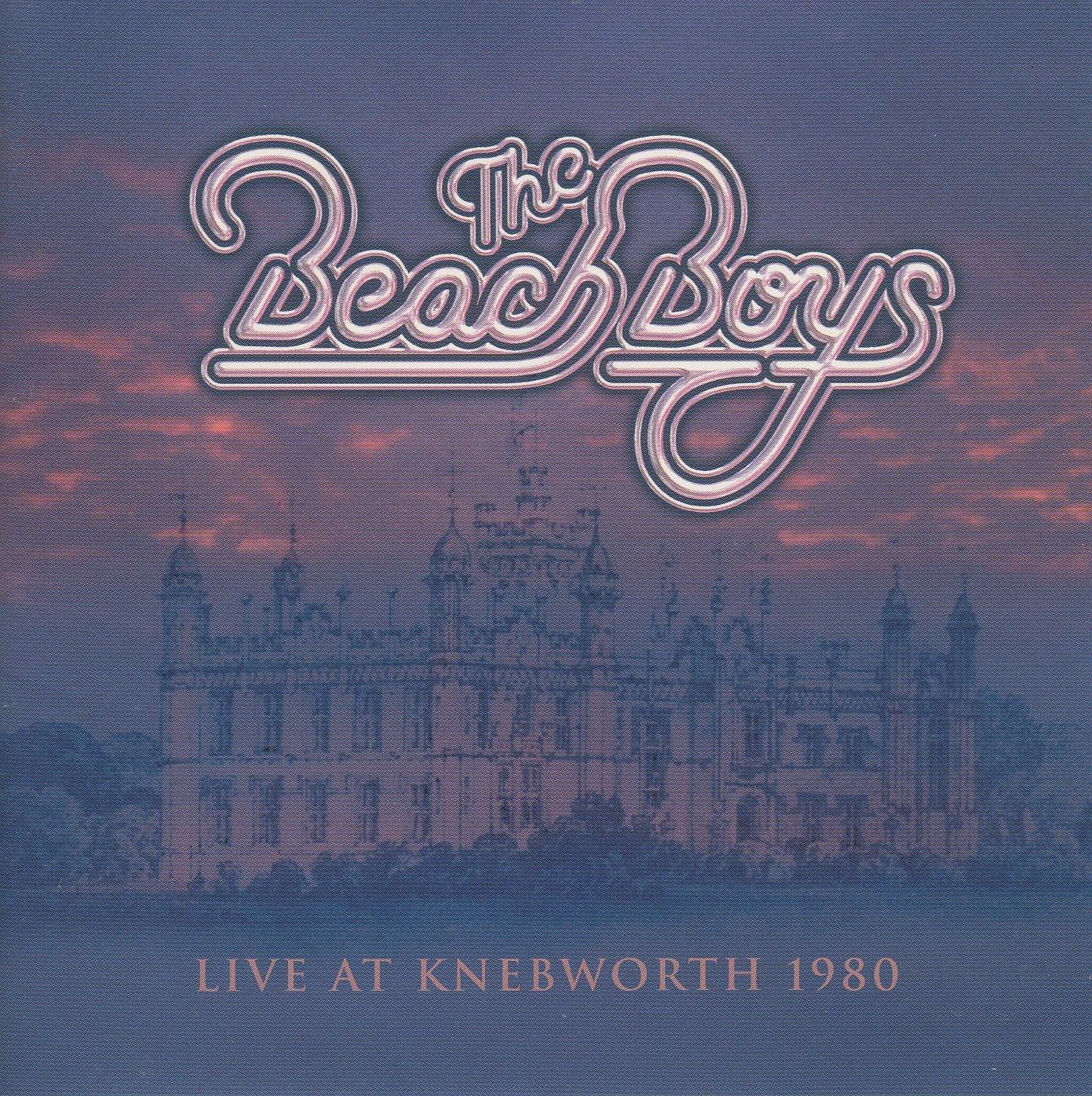 Live At Knebworth 1980 cover