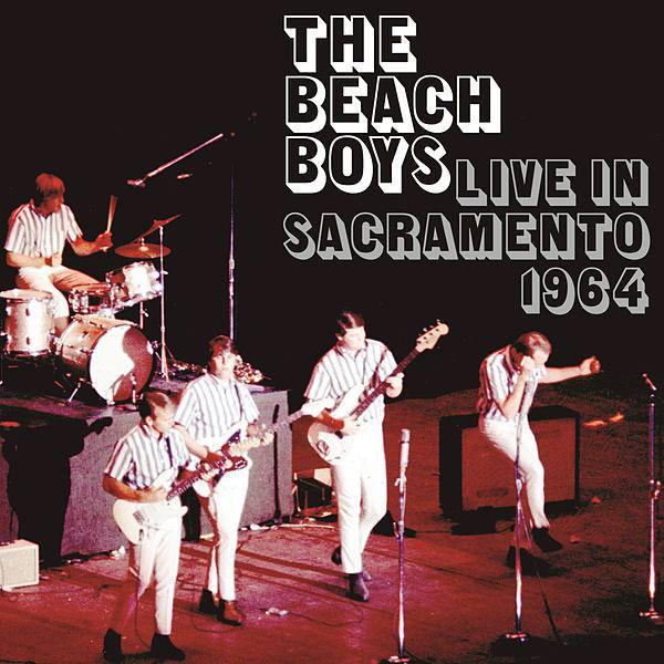 Live In Sacramento 1964 cover