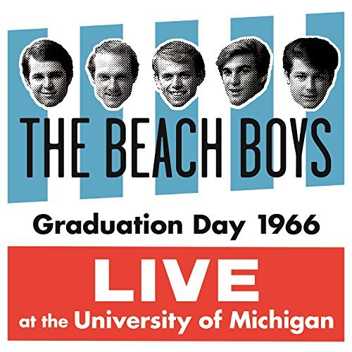 Graduation Day 1966 cover