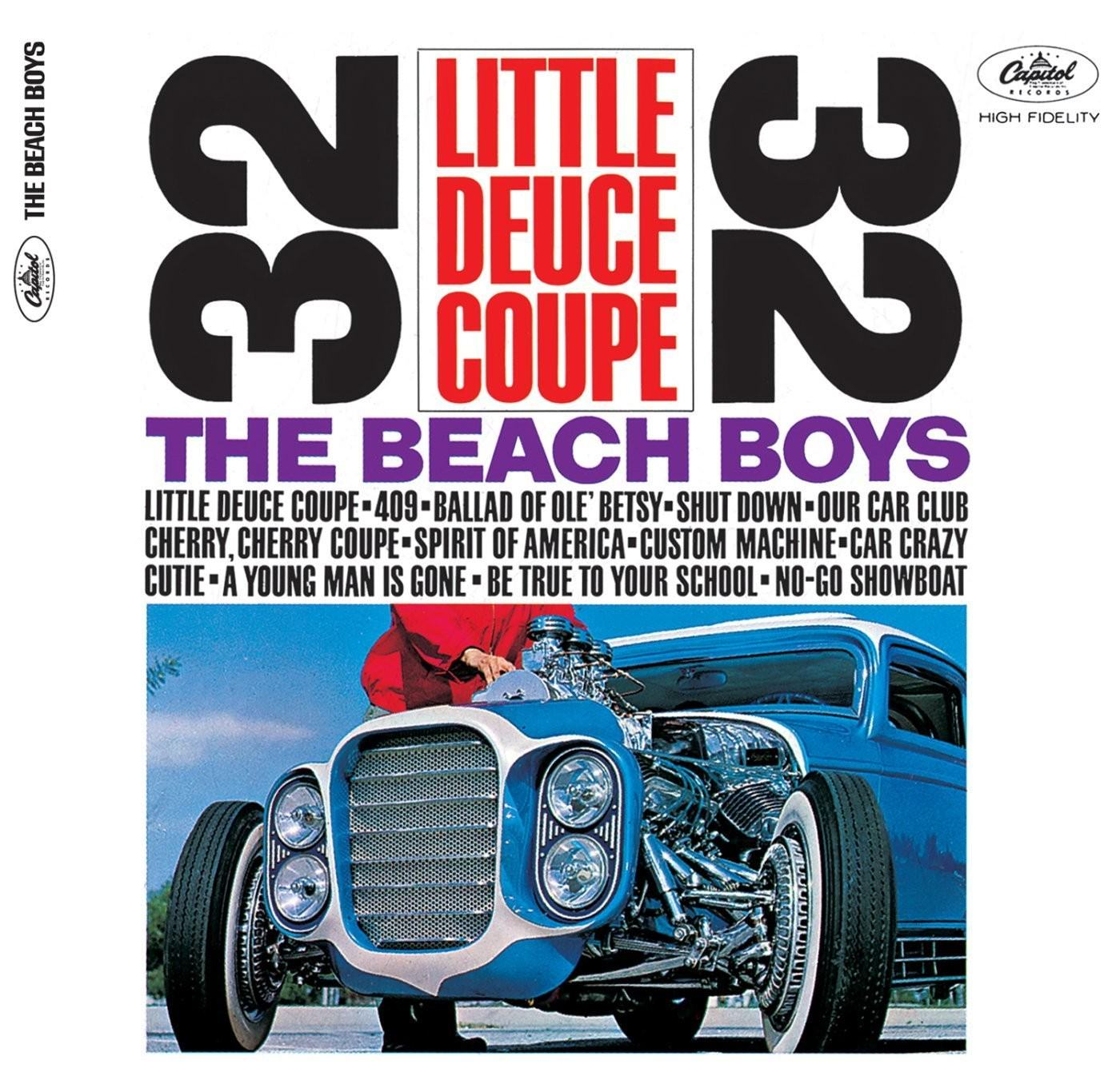 Little Deuce Coupe (Mono & Stereo Remasters) cover