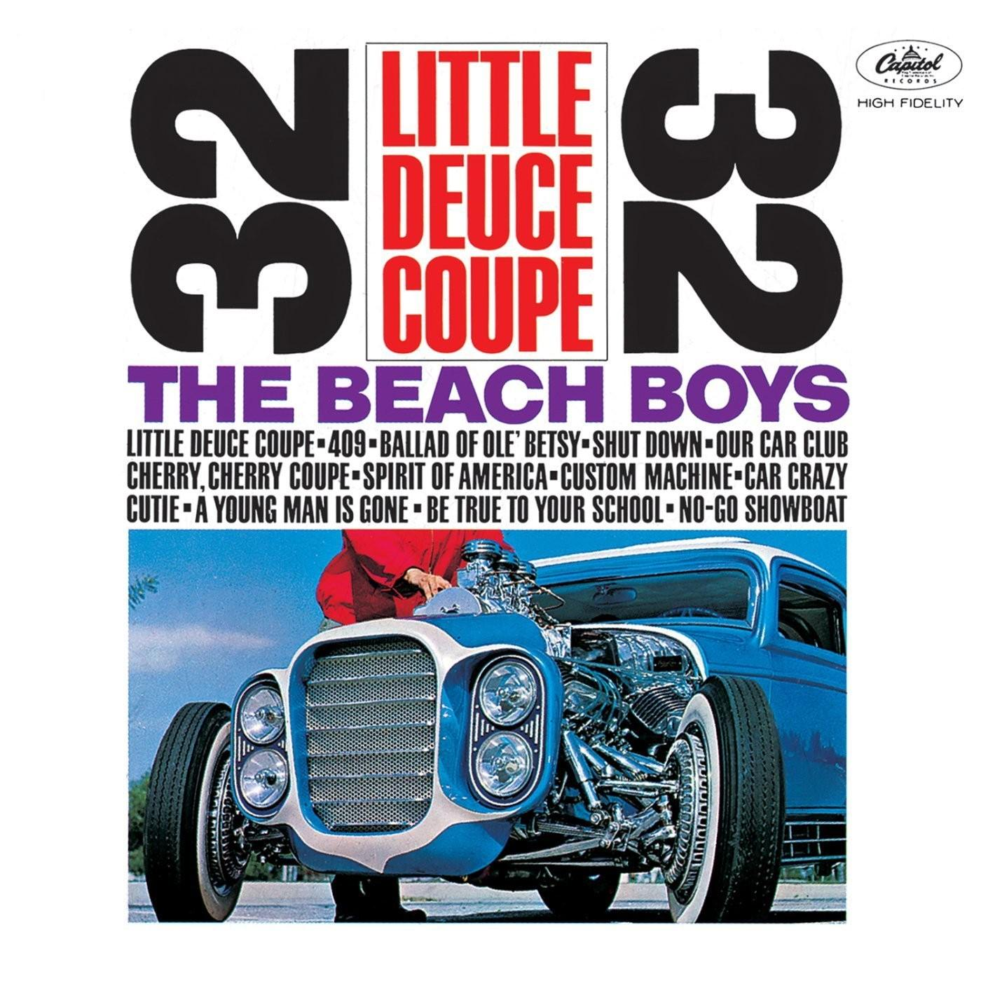 Little Deuce Coupe cover