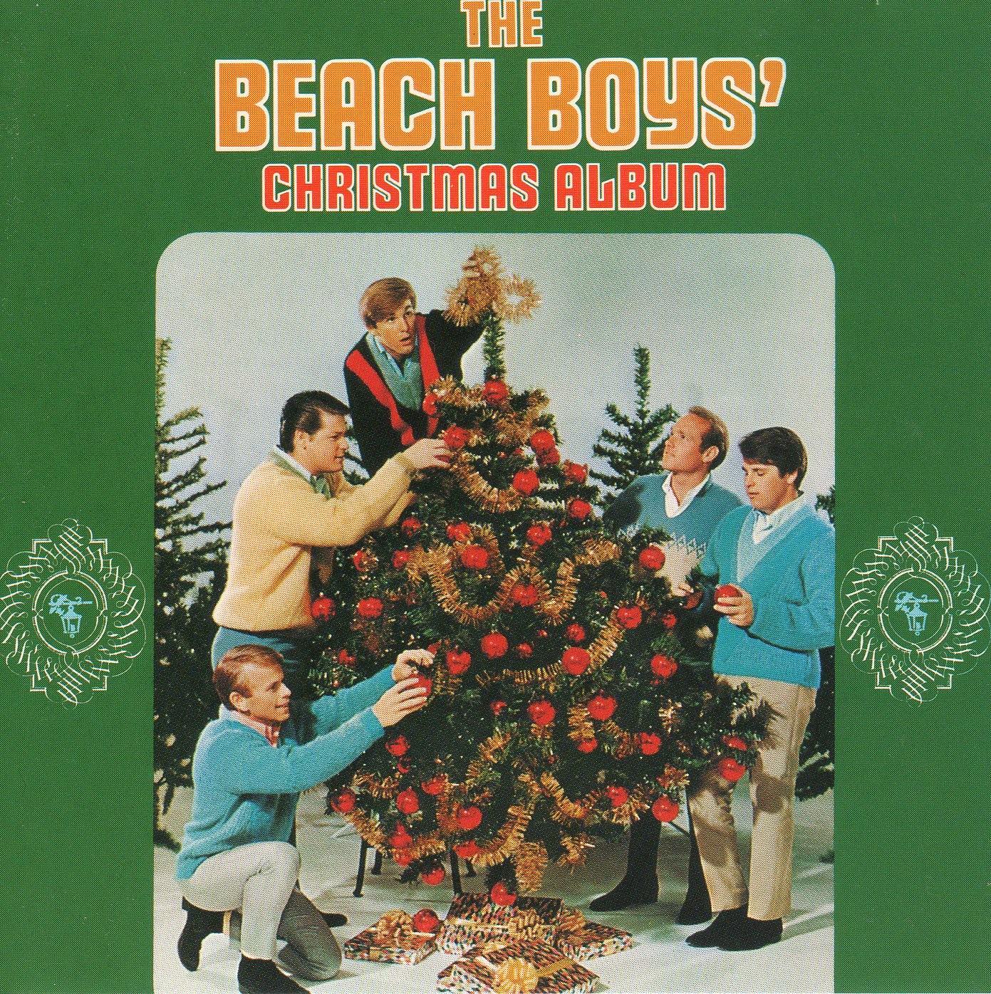 The Beach Boys' Christmas Album cover