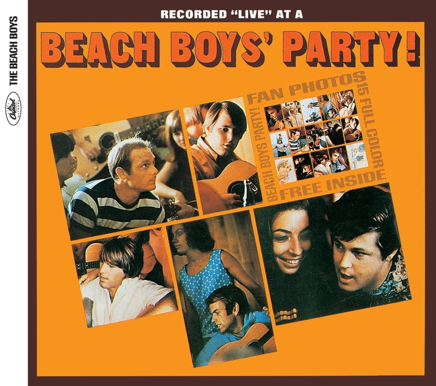 Party (Mono & Stereo Remasters) cover