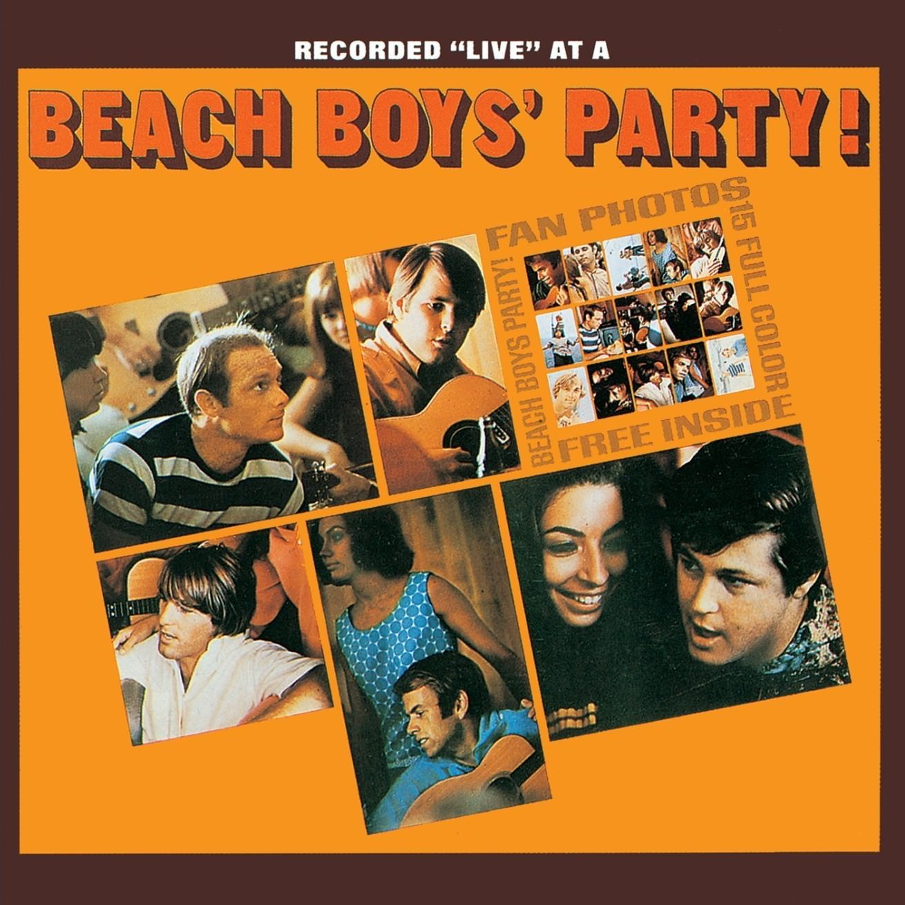 Beach Boys' Party! cover