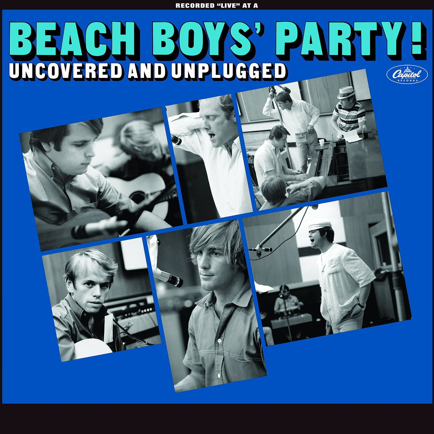 Beach Boys' Party! Uncovered And Unplugged [2 CD] cover