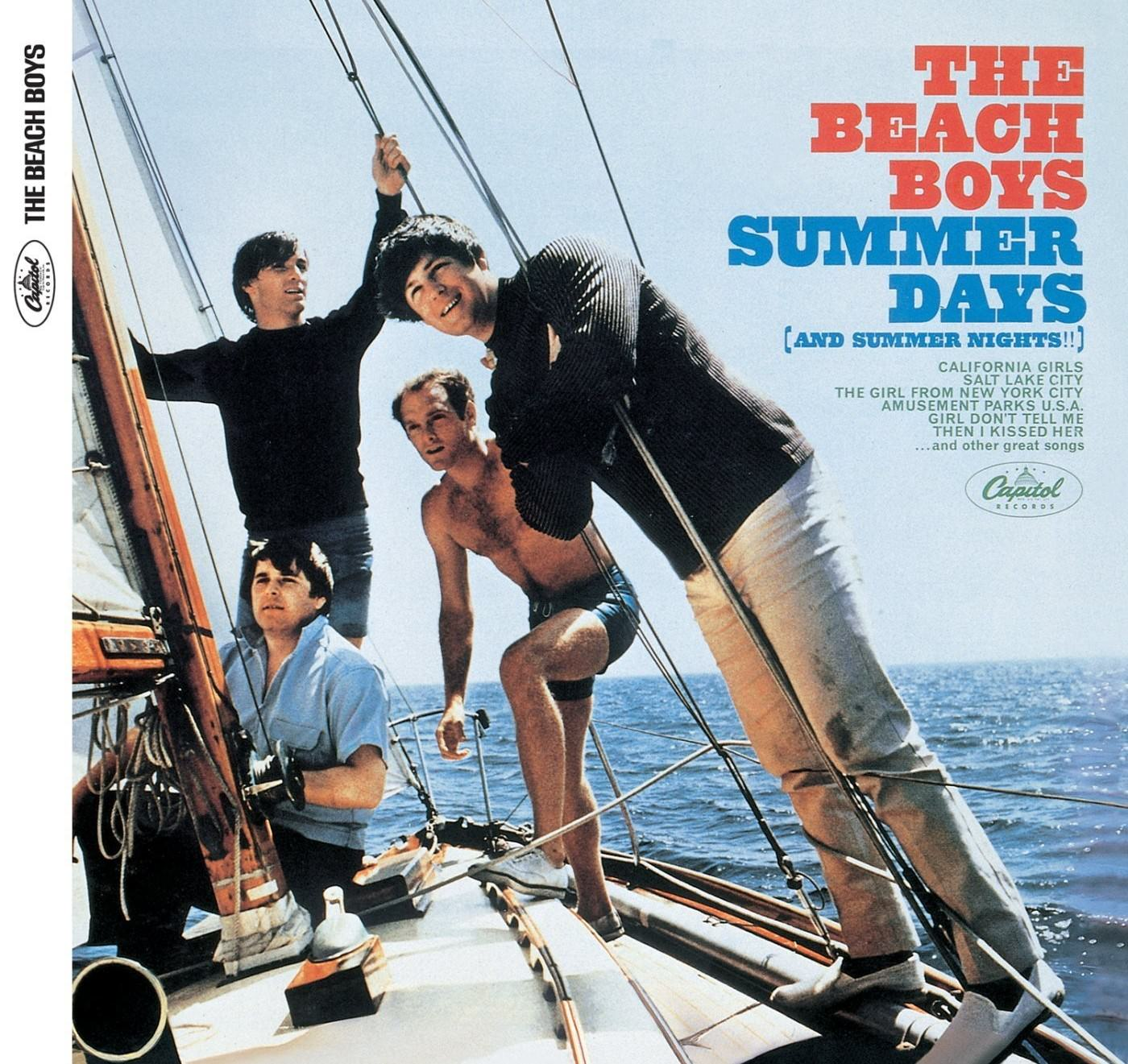 Summer Days (Mono & Stereo Remasters) cover