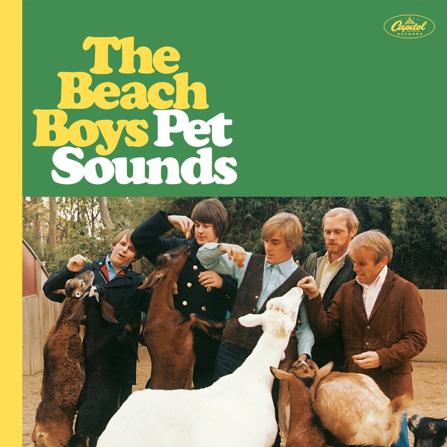 Pet Sounds (50th Anniversary Deluxe Edition) 2CD cover