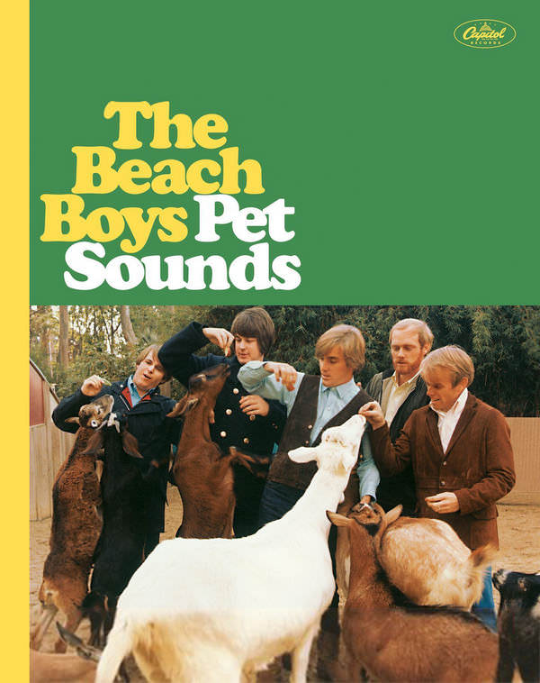 Pet Sounds cover