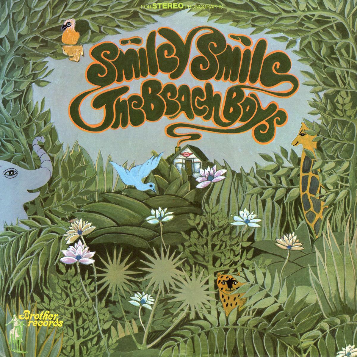 Smiley Smile / Wild Honey cover
