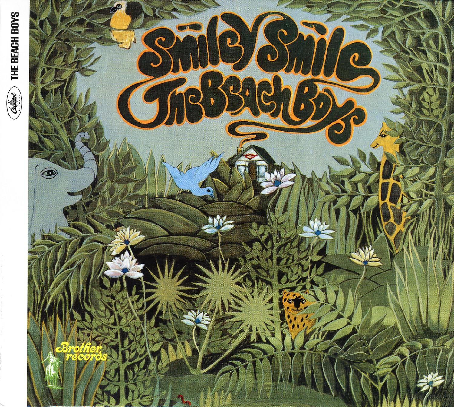 Smiley Smile (Mono & Stereo Remasters) cover