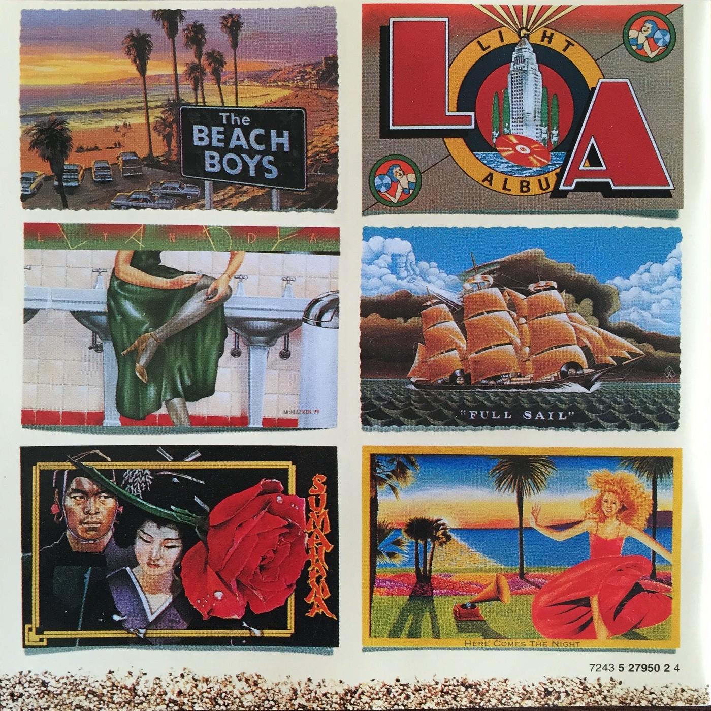 M.I.U. / L.A. Album cover