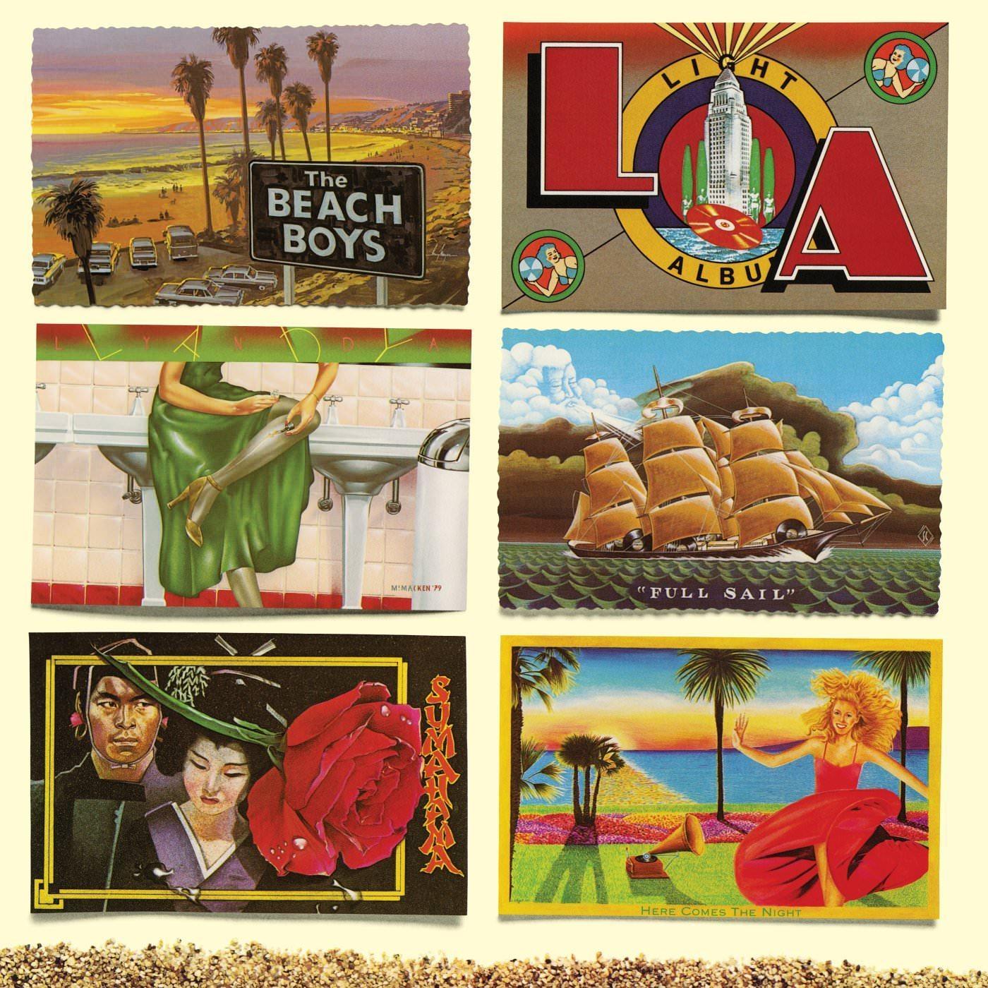 L.A. (Light Album) cover