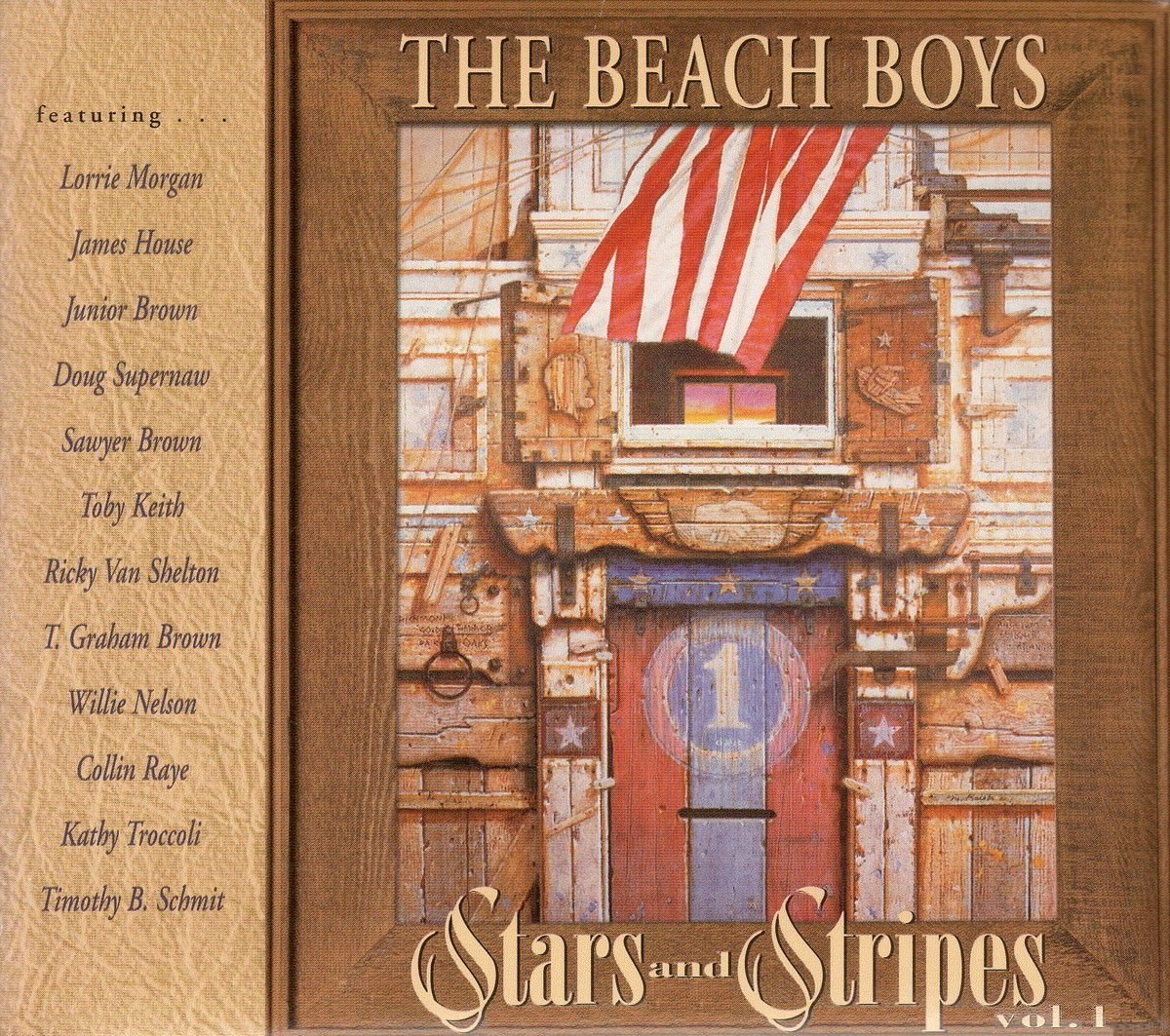Stars And Stripes Volume 1 cover