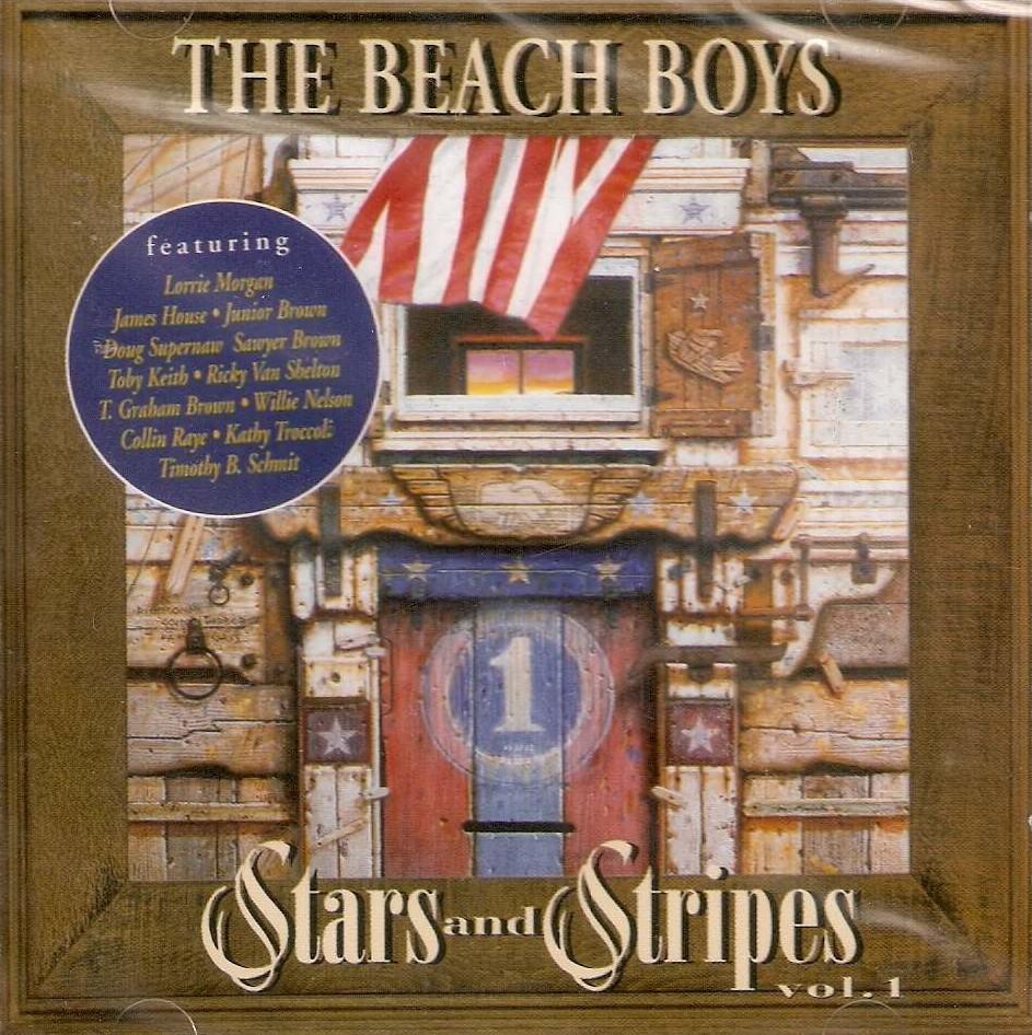 Stars & Stripes Vol. 1 cover