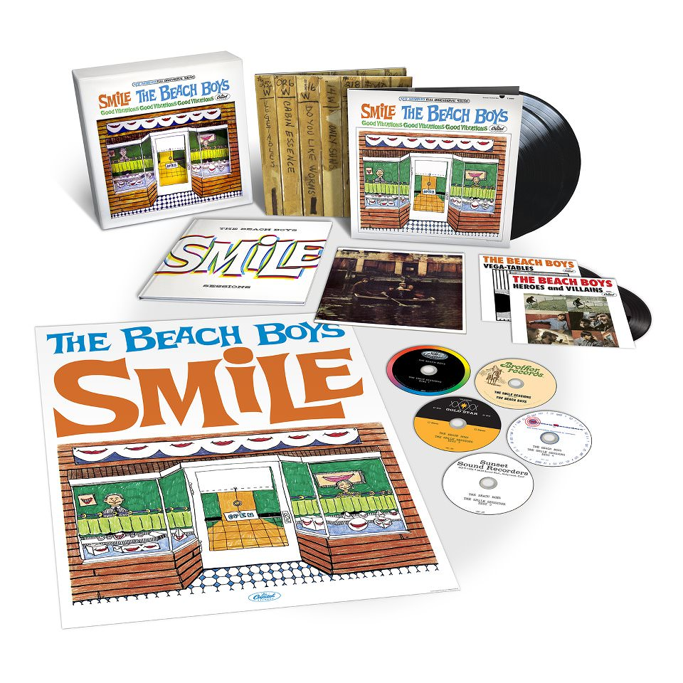 Smile Collectors Box cover