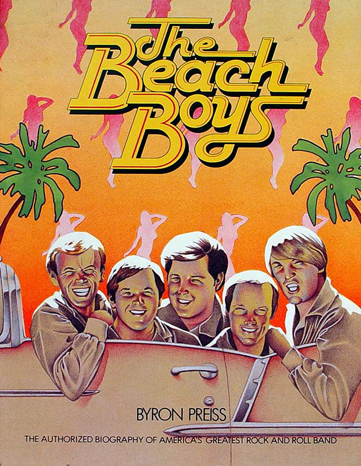The Beach Boys (Revised Edition) cover