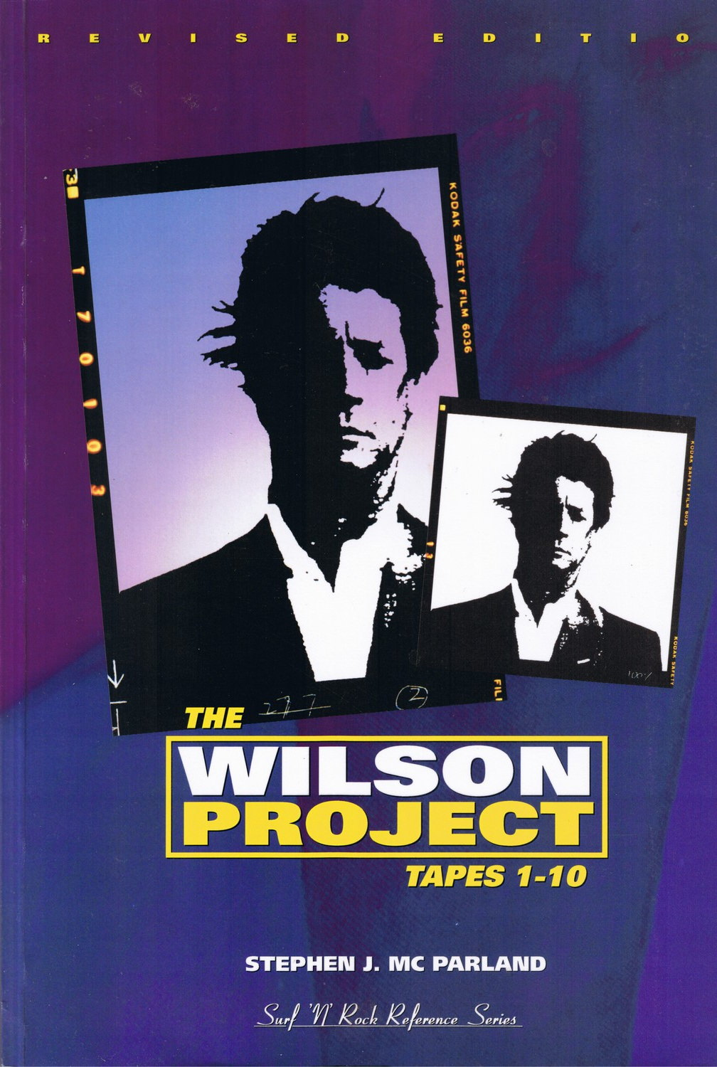 The Wilson Project Tapes 1-10 cover