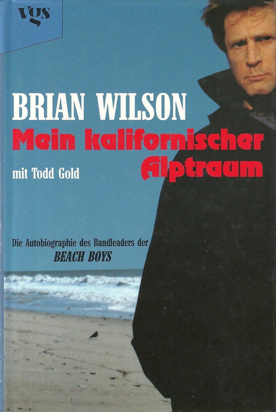 Mein kalifornischer Alptraum (in German) cover