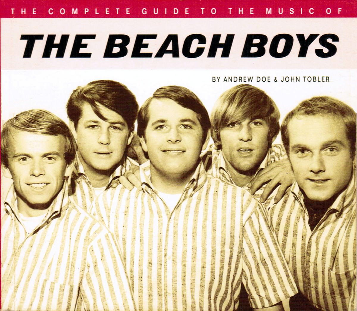 The Complete Guide To The Music Of The Beach Boys cover