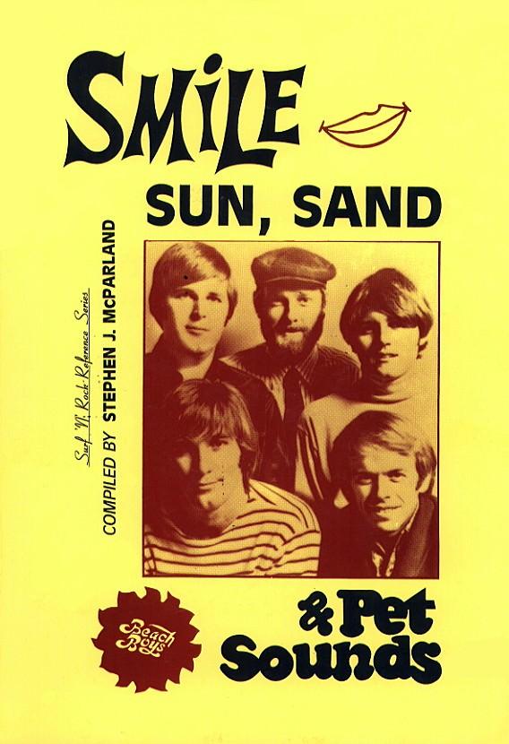 SMiLE, Sun, Sand & Pet Sounds cover