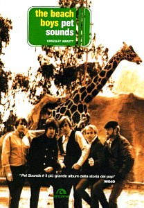 The Beach Boys Pet Sounds (in Italian) cover
