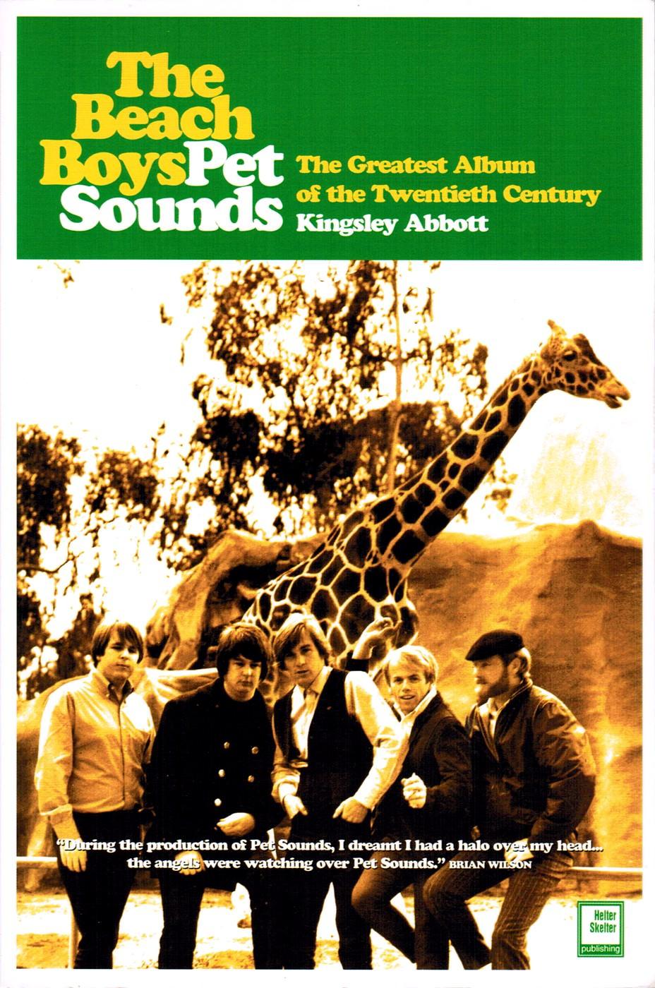 The Beach Boys Pet Sounds cover