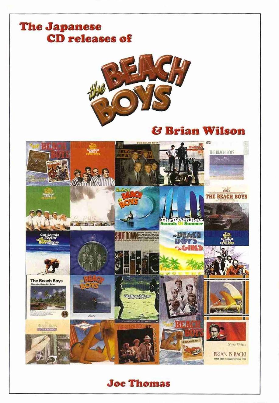 The Beach Boys & Brian Wilson cover