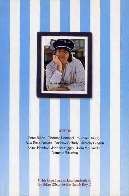Brian Wilson cover