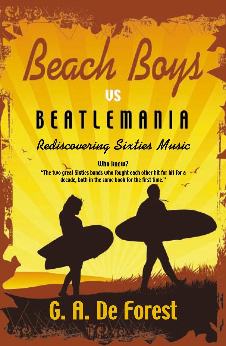 Beach Boys VS Beatlemania cover